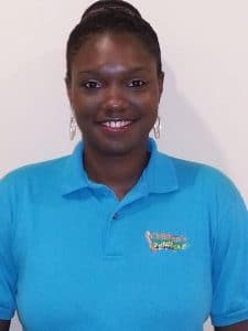 Makeisha Lee- Front Desk Receptionist